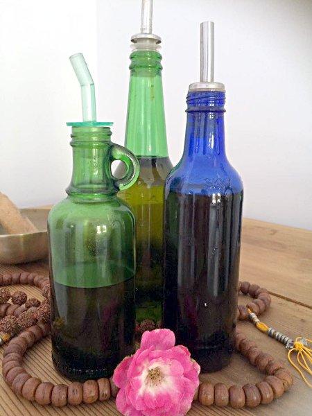 Ayurvedic Natural Oils