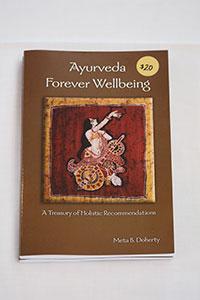 AyurvedaForeverWellbeingBook