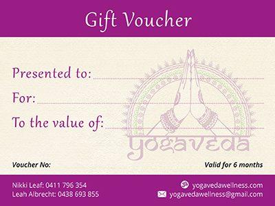Yogaveda_GiftVoucher